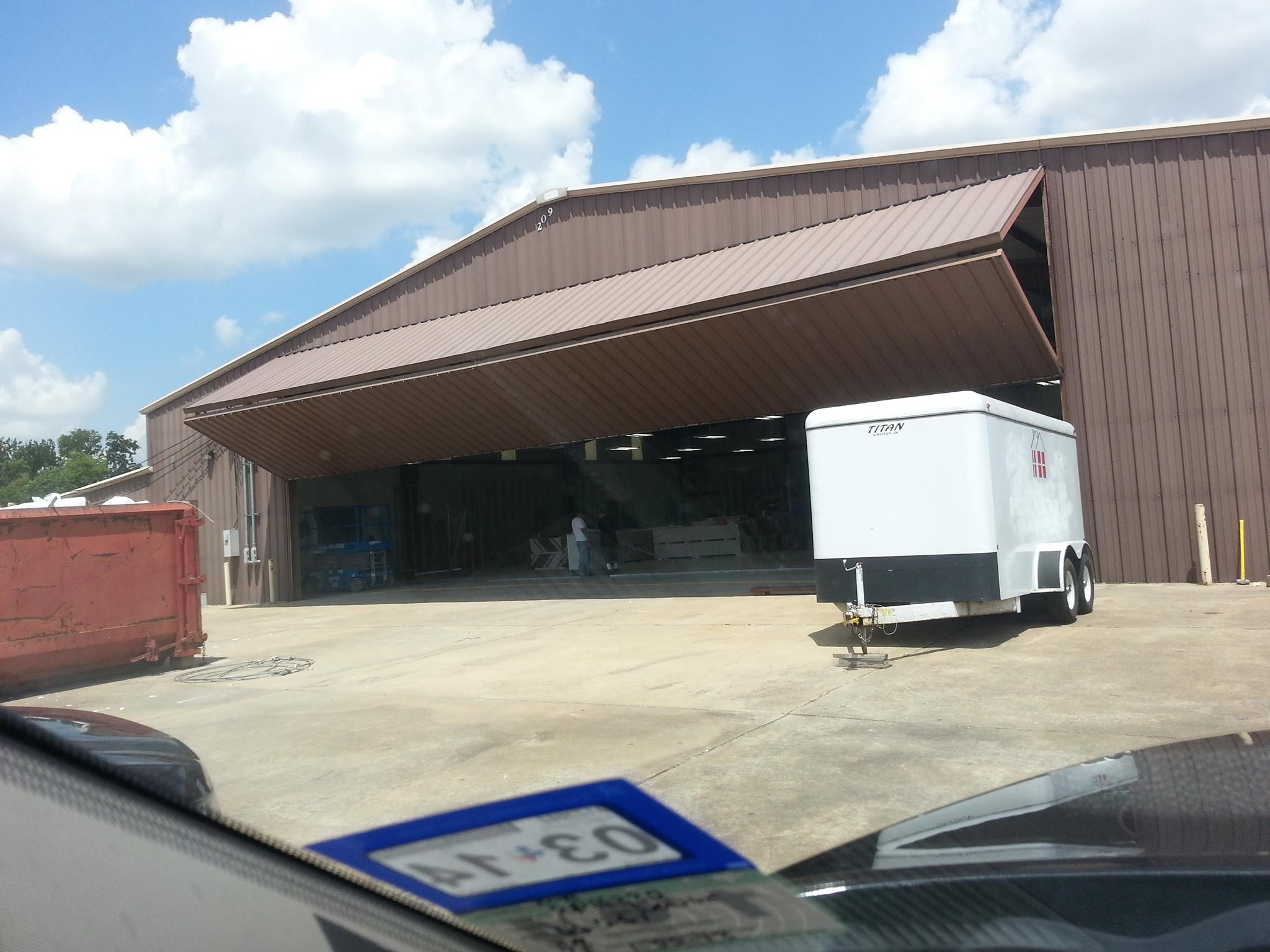 Commercial Garage Doors Houston