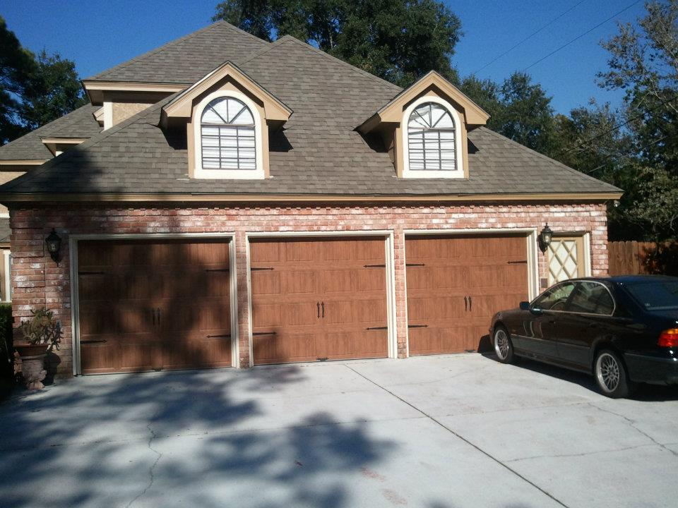 Residential Garage Doors Houston